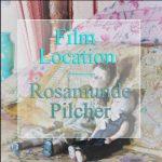 Rosamunde Pilcher filmset bed