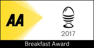 AA Breakfast Award - eggcup 2017