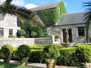 Farmhouse at Ednovean Farm luxury Bed and Breakfast near Penzance
