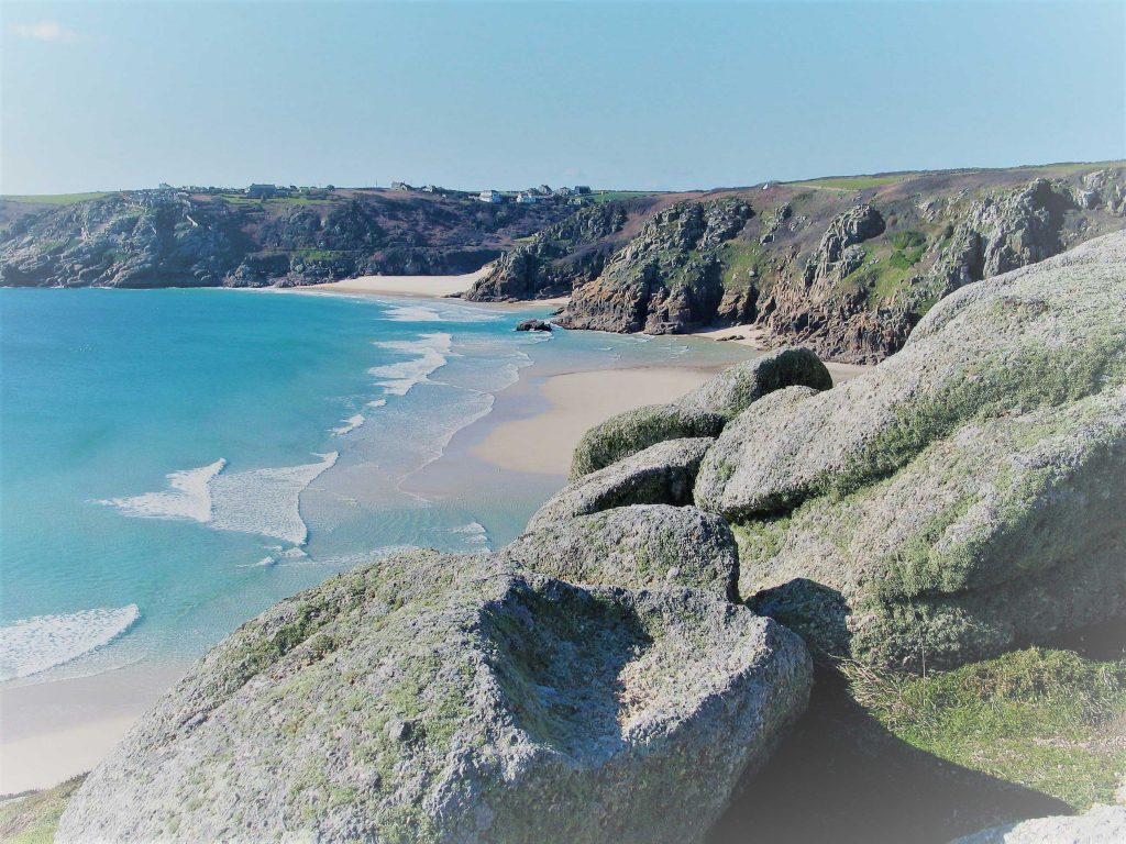 explore west penwith idyllic sandy beaches set under granite cliffs