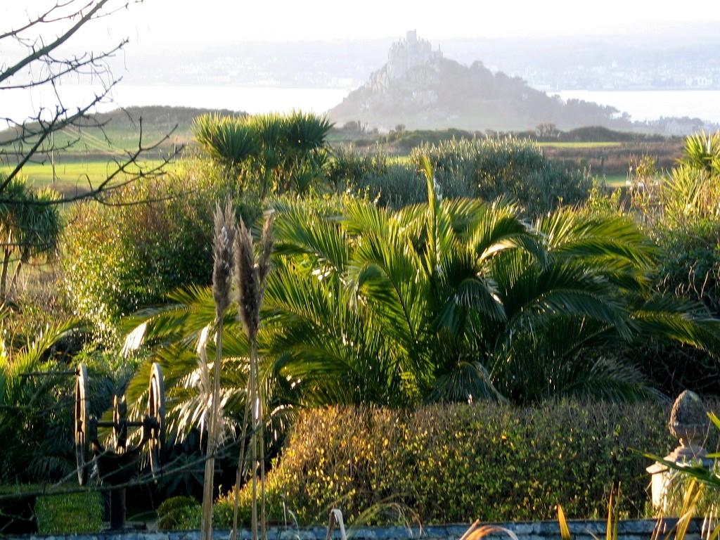 Overlooking St Michael's Mount