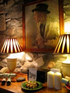 Nostalgic Dining room
