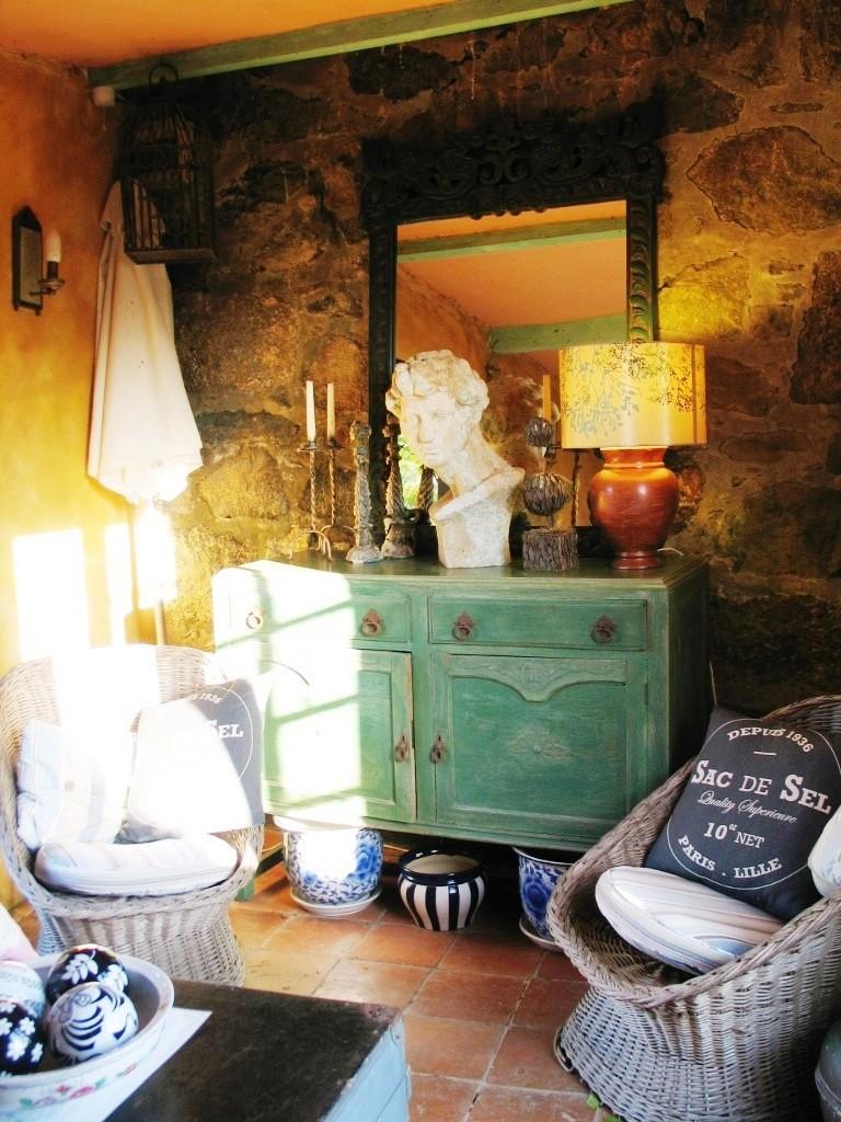 Garden room in Cornwall