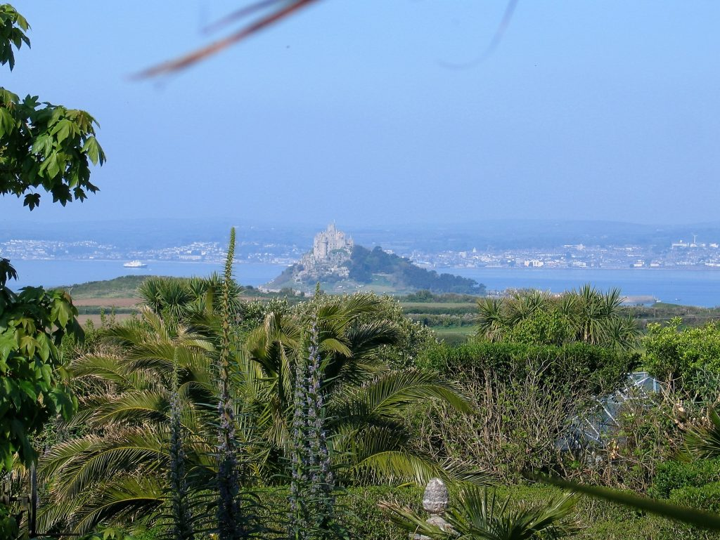View to penzance from Ednovean Farm
