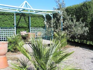 New formal garden layout with Gazebo
