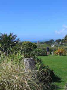 garden above the sea - Ednovean Farm
