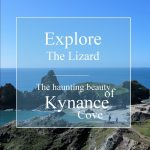 Explore the haunting beauty of Kynance Cove - black serpentine rocks and brilliantly blue sea