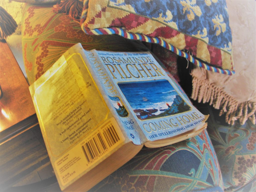Rosamund Pilcher novel - Coming home makes wonderfully comfortable summer reading