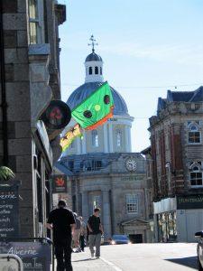 Penzance street scene - explore Penzance