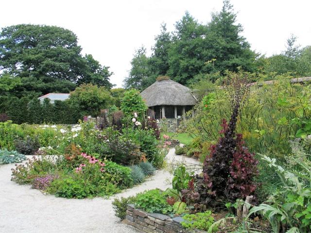 potage and cutting garden Bonython