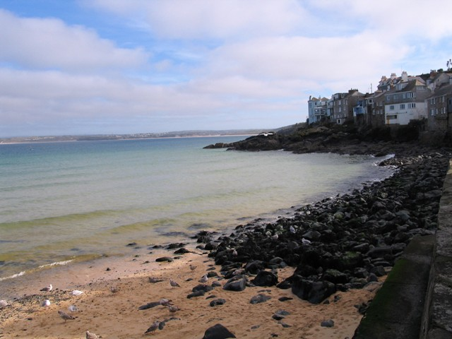 Secret beach of St Ives - Lambeth walk