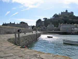 Our visit to St Michael's Mount- Harbour