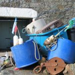 Fishing gear Cadgwith