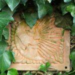 Little details - handmade terracotta tile