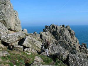 granite outcrop