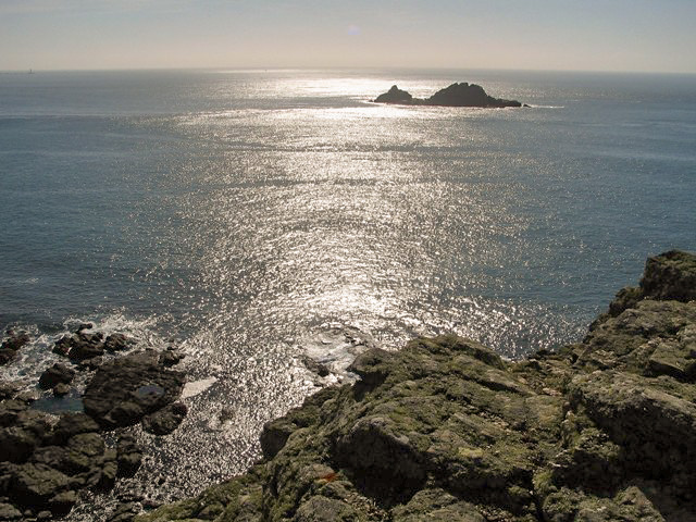 Brissons - local landmark at Cape Cornwall